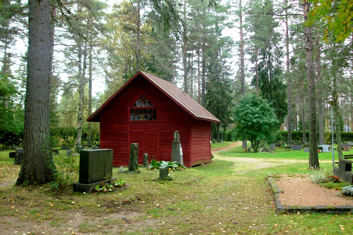 Vuolijoen hautausmaa